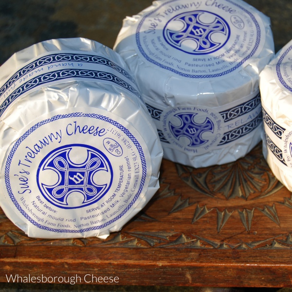 Whalesborough Cheese
